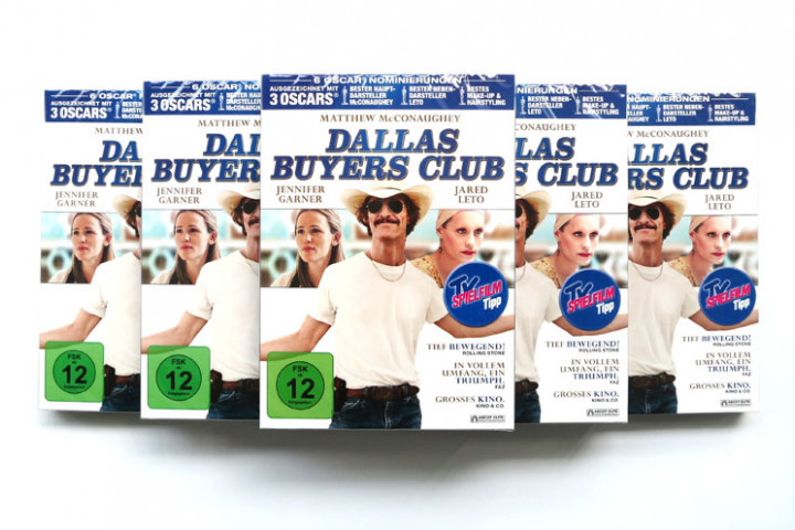 Dallas Buyers Club - Gewinnspiel