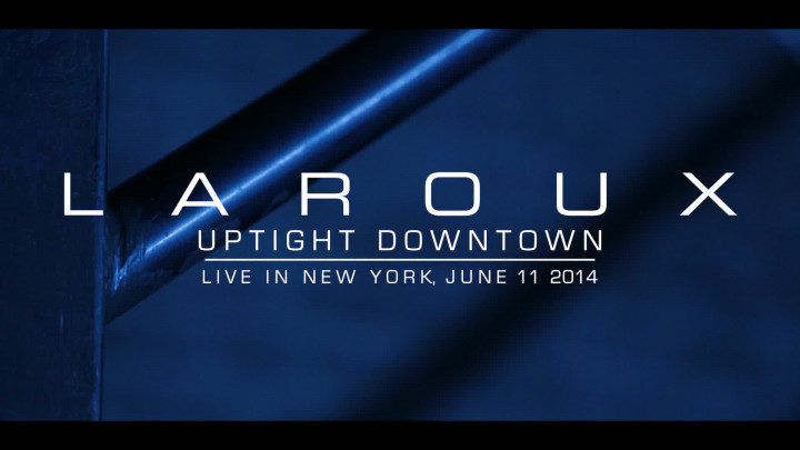 Uptight Downtown (Live in New York)