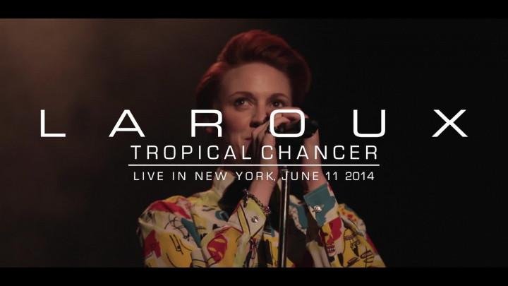 Tropical Chancer (Live in New York)