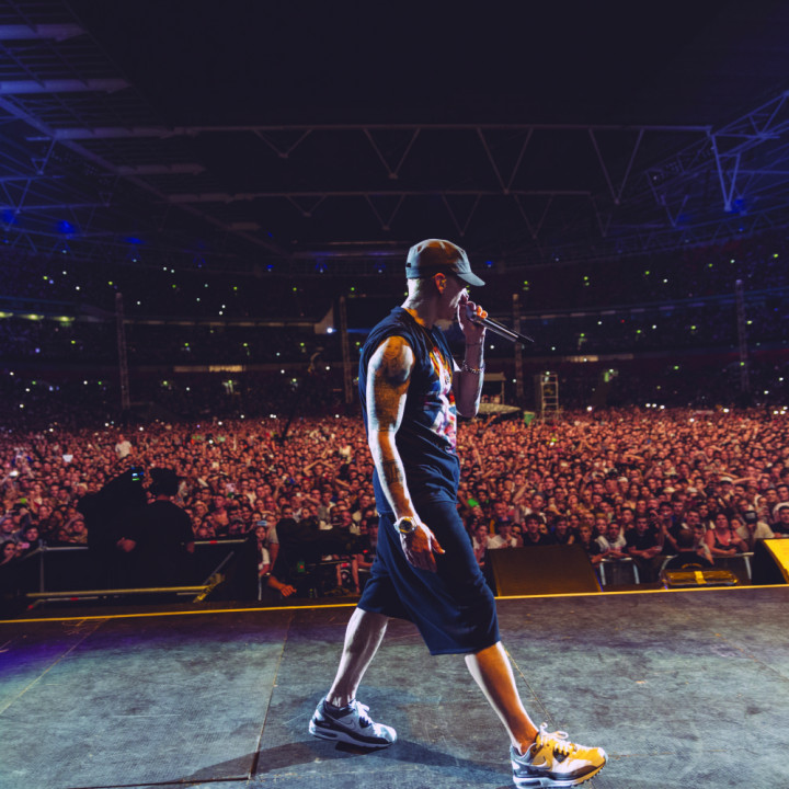Eminem Live 2014