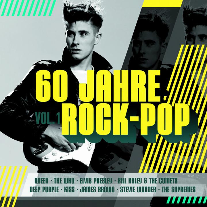60 Jahre Rock & Pop - Teil 1