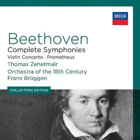 Collectors Edition, Beethoven: Complete Symphonies; Violin Concerto; Prometheus, 00028947874362