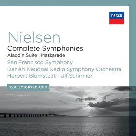 Collectors Edition, Nielsen: Complete Symphonies; Aladdin Suite; Maskarade, 00028947864691