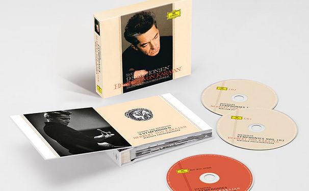 Herbert von Karajan, Karajans bahnbrechender Beethoven-Zyklus
