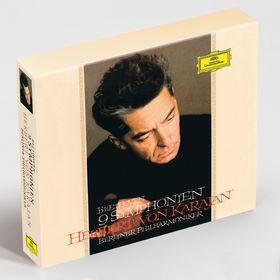 Herbert von Karajan, Beethoven - The Symphonies, 00028947934424