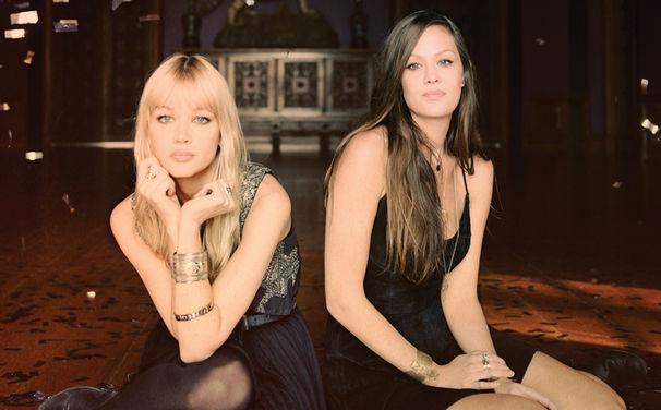 The Pierces, Bereits bestellbar: The Pierces melden sich mit neuem Album Creation zurück