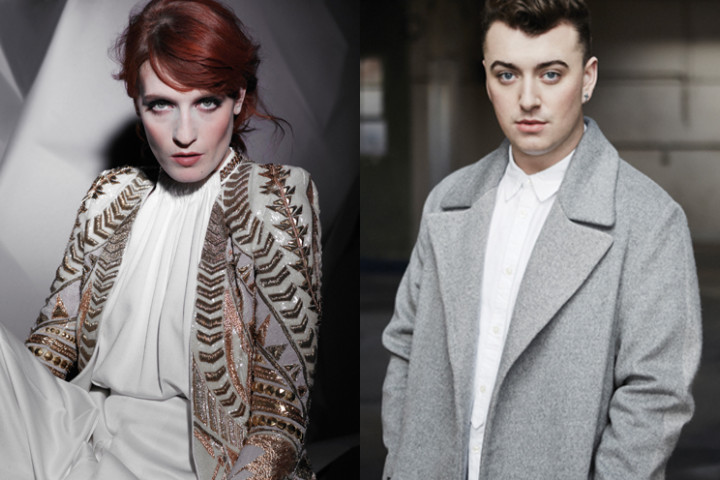 Florence + The Machine & Sam Smith