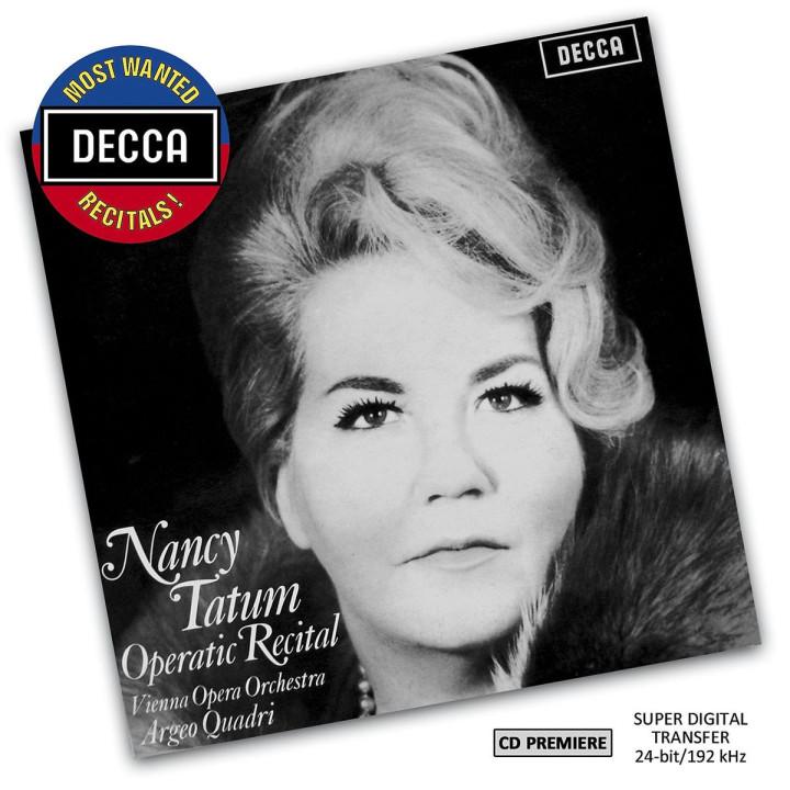 Nancy Tatum - Operatic Recital