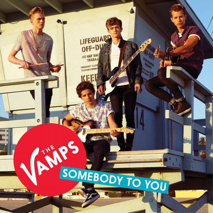 The Vamps - Somebody To You - EP