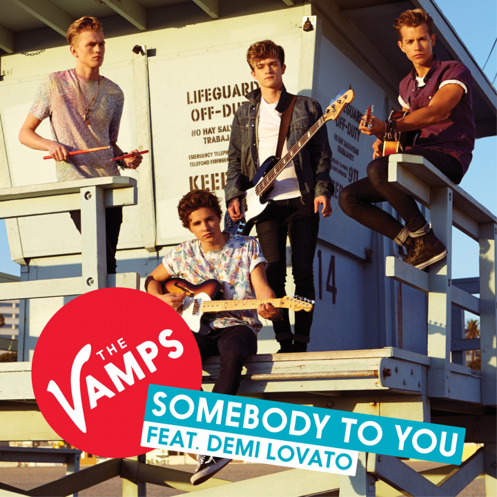 The Vamps - Somebody To uYou (Feat. Demi Lovato)