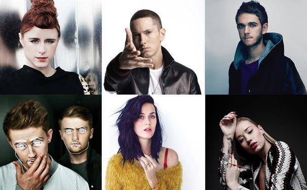 Eminem, MTV Video Music Awards 2014: Diese Universal Artists des Genres Urban sind nominiert