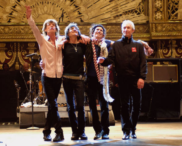 The Rolling Stones, Mit Geld kann man nicht alles kaufen...