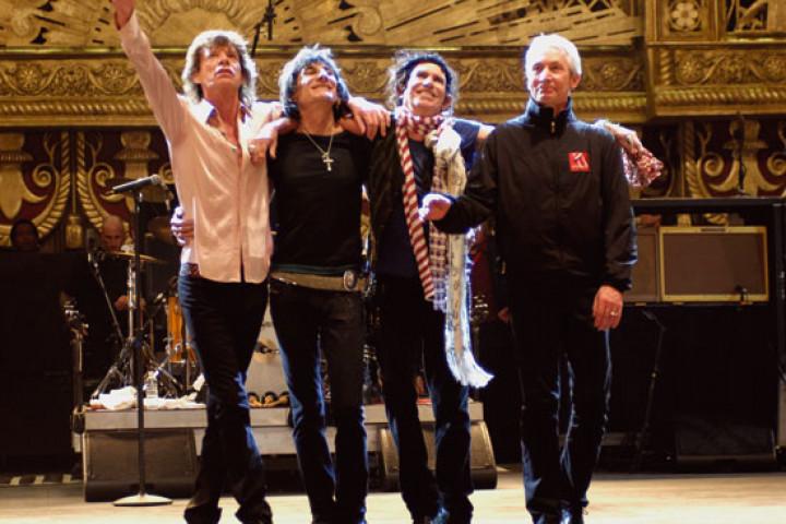 Rolling Stones 2008