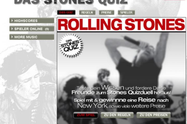 Stones Quiz