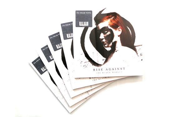 Rise Against, Gewinnspiel: Wir verlosen das Album The Black Market von Rise Against als Vinyl LP