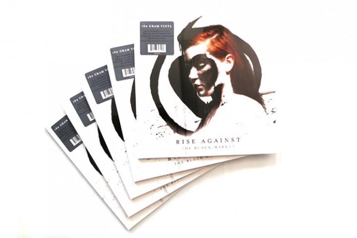 Rise Against - Vynil - Gewinnspiel