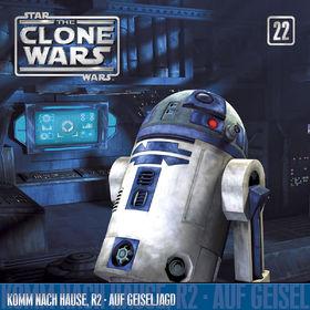 The Clone Wars, 22: Komm nach Hause, R2 / Auf Geiseljagd, 00602537163823