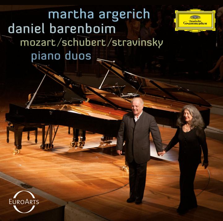 Argerich Barenboim Piano Duos