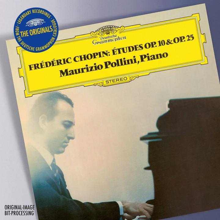 Chopin: 24 Etudes Op.10 & Op.25