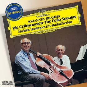 The Originals, Brahms: Die Cellosonaten, 00028947937678