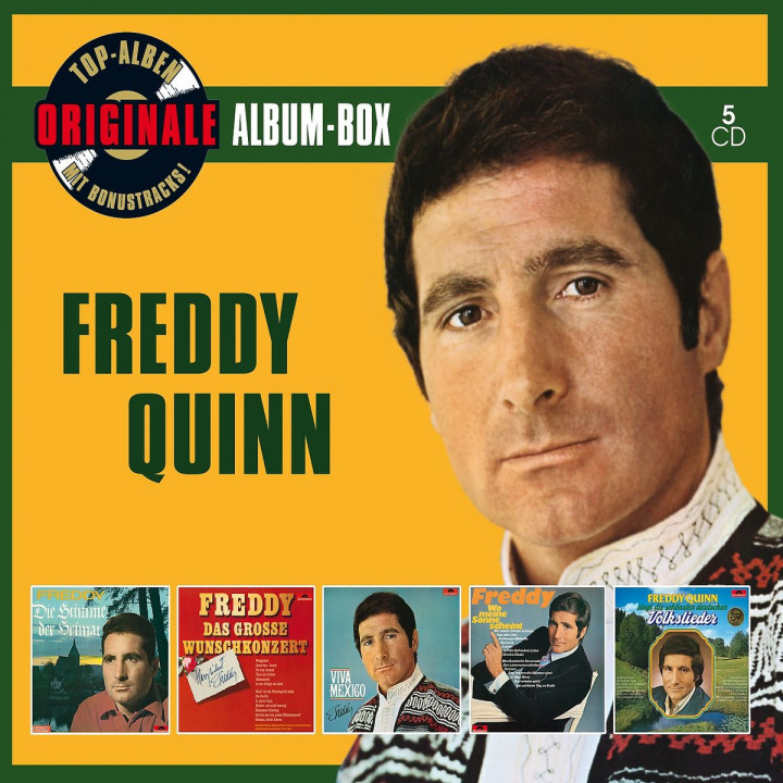 Originale Album-Box