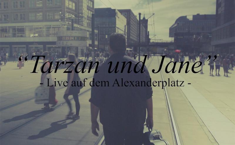 Georg auf Lieder, Tarzan und Jane (Live)