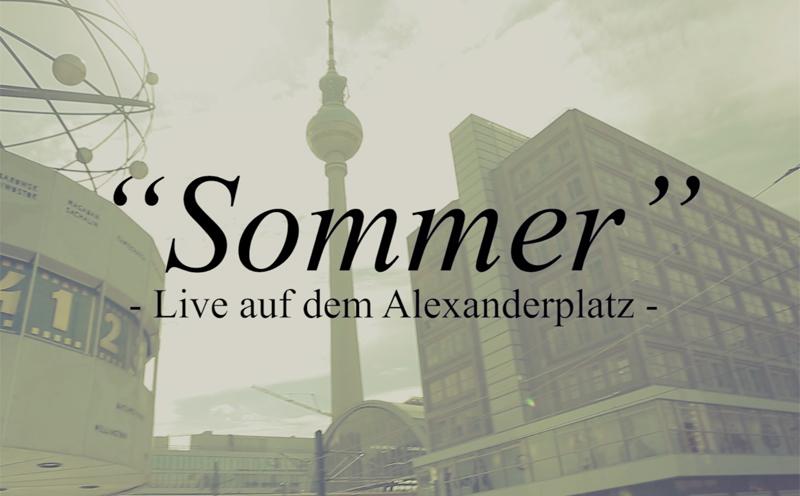 Georg auf Lieder, Sommer (Live)