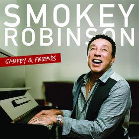 Smokey Robinson, Smokey & Friends, 00602537501496