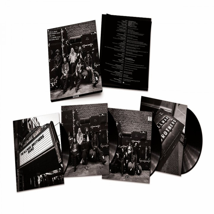 The 1971 Fillmore East Recordings