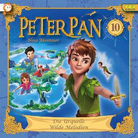 Peter Pan, 10: Die Urquelle / Wilde Melodien, 00602537866649