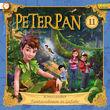 Peter Pan, 11: Kinozauber / Fantasiebaum in Gefahr, 00602537866663