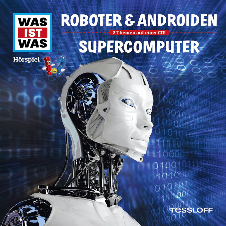 Folge 07: Roboter & Androiden / Supercomputer