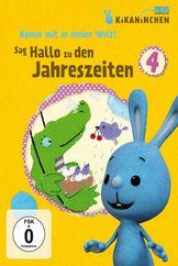 Kikaninchen, Sag Hallo zu den Jahreszeiten! - KiKANiNCHEN- DVD 4, 00602537865963