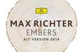Woodkid, Maßarbeit für Woodkid: Max Richter schreibt sein Stück Embers um