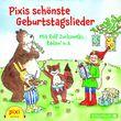 Pixi Hören, Pixis schönste Geburtstagslieder, 09783867421850