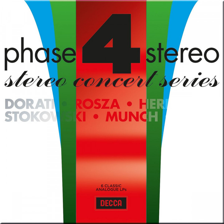 Phase 4 Stereo (Limitierte Vinyl-Edition)