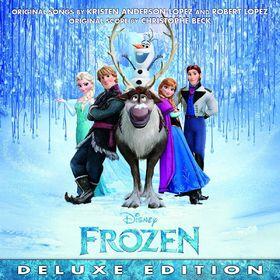 Various Artists, Frozen (Die Eiskönigin) - 2 CD Deluxe Edition (englische Version), 00050087302269