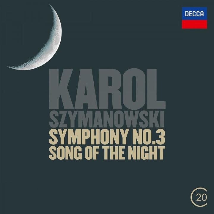 Szymanowski: Symphonies Nos.2 & 3 - Song