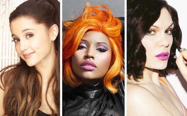 Jessie J, Hier anhören: Jessie J, Ariana Grande und Nicki Minaj mit ihrem Featuring Bang Bang