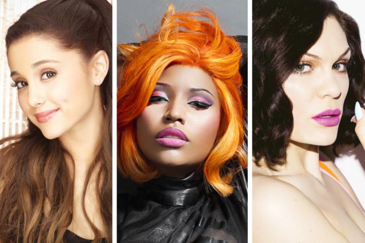 "Jessie J & Nicki Minaj & Ariana Grande - ""Bang Bang"""