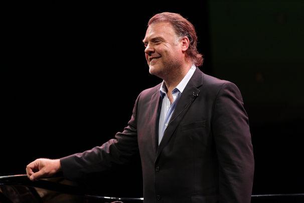 Bryn Terfel, Sir Bryn Terfel - Der walisische Opernsänger erhält den Ritterschlag für seine außerordentlichen künstlerischen Erfolge