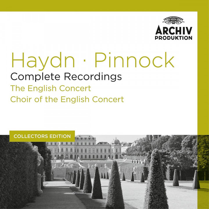Haydn - Pinnock: Complete Recordings
