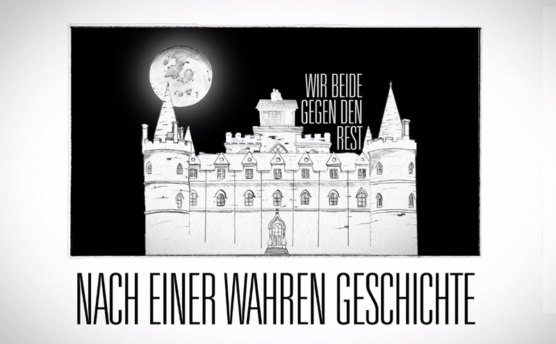Luxuslärm, Nach einer wahren Geschichte (Lyric Video)