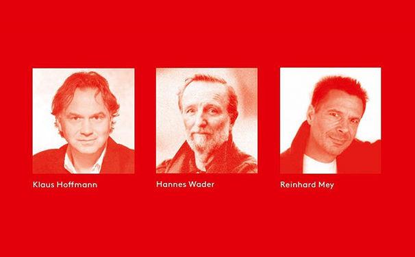 Hannes Wader, Wader mit Freunden, Schubert und Bellman