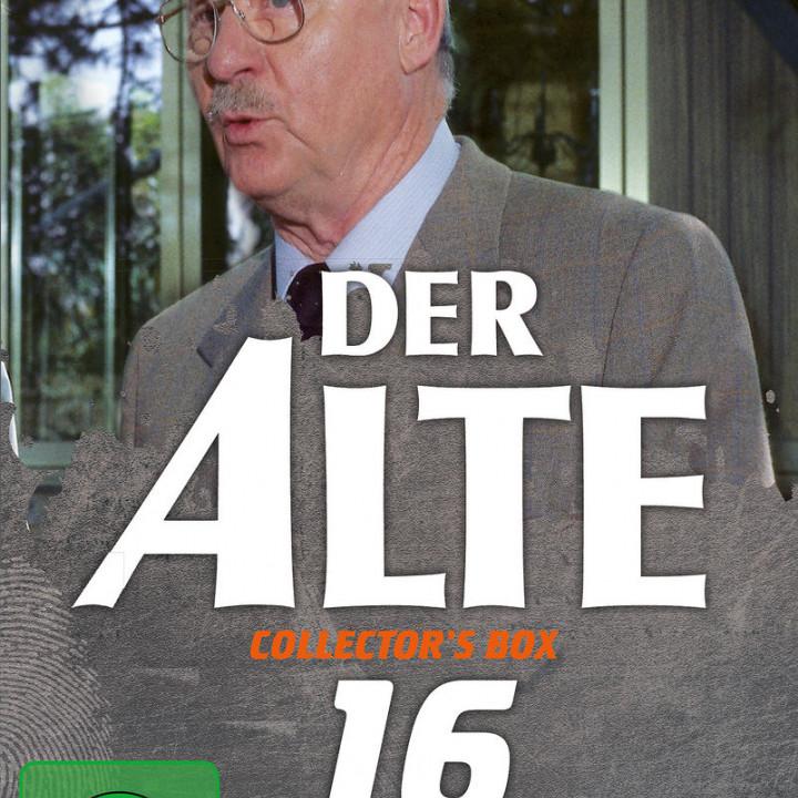 Der Alte Collector's Box Vol.16 (15 Folgen/5 DVD)