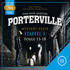 Porterville, Staffel 3: Folge 13-18 (mp3), 00602537463473