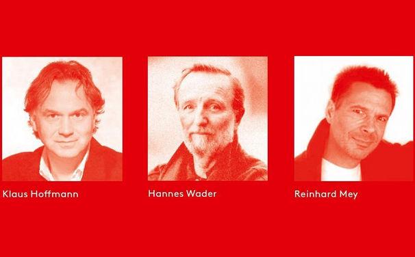 Hannes Wader, Hannes Wader live und mit Freunden