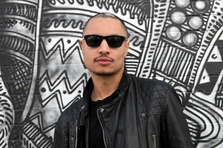 "Jose James, Pressefoto zum Album ""While You Were Sleeping"" 2014"