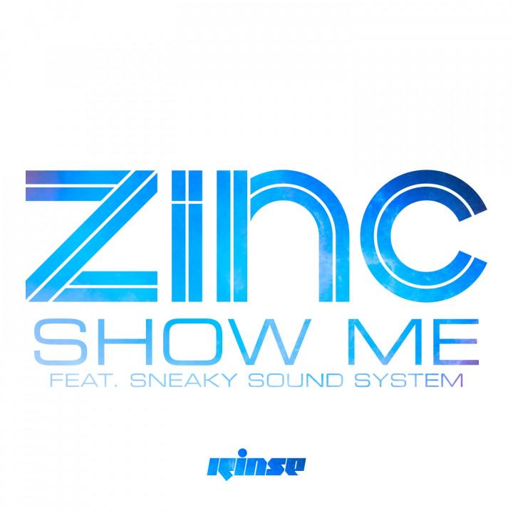 Zinc Cover Show Me
