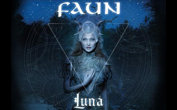 Faun, Das neue Album Luna von Faun erscheint am 5. September 2014!